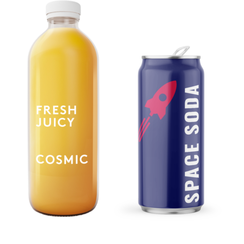 Comsic Beverage flavours