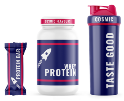 Whey Protein Sports Nutrition Natural Flavours