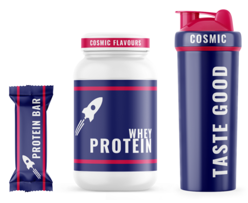 Comsic Nutrition Products